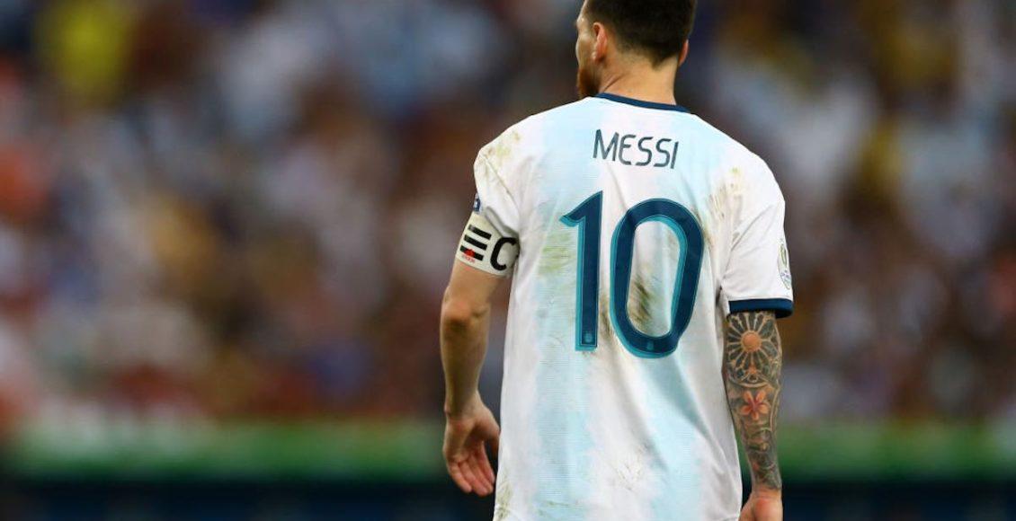 Argentina v Venezuela: Quarterfinal – Copa America Brazil 2019