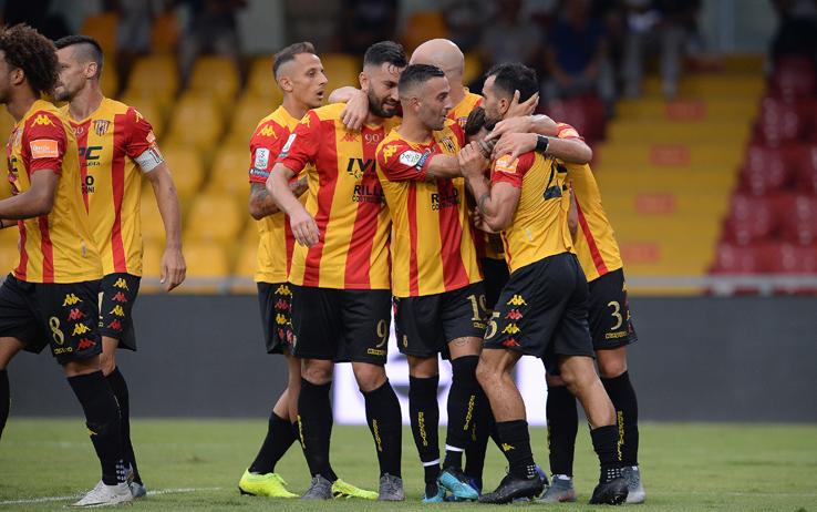Benevento vs Cittadella – Serie BKT 2019/2020