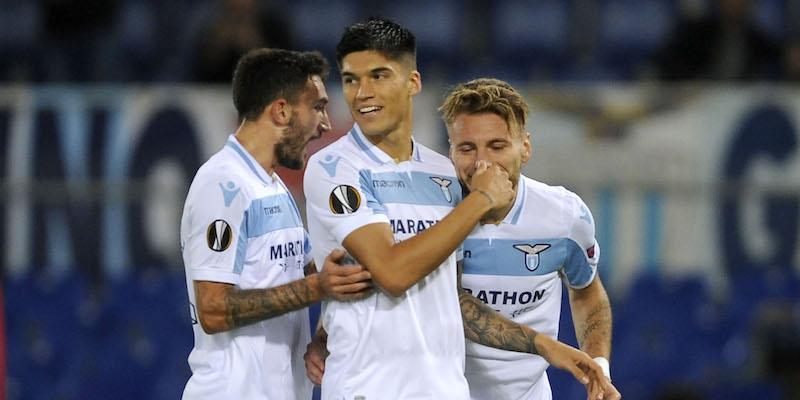 SS Lazio v Olympique de Marseille – UEFA Europa League – Group H