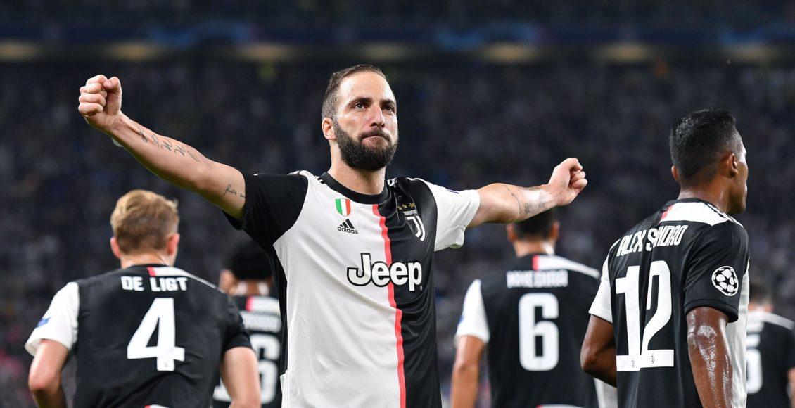 Soccer: Serie A; Juventus-Bayer Leverkusen
