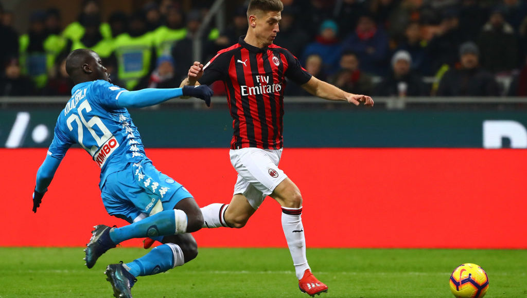 AC Milan v SSC Napoli – Serie A