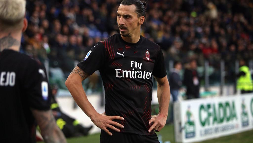 Cagliari Calcio v AC Milan – Serie A