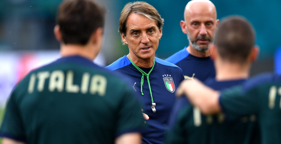 Italy Training Session and Press Conference – UEFA Euro 2020: Group A